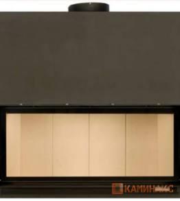 Architektur-Kamin 53/121 flach