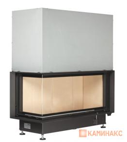 Architektur-Kamin ECK 45/101/40  Left Lifting door