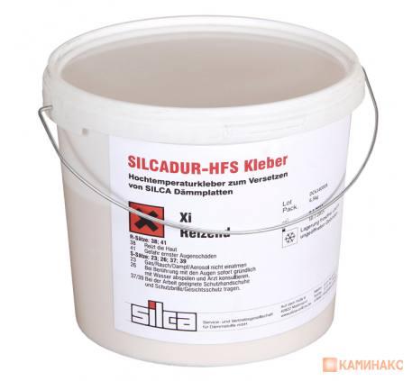 SILCADUR-HFS клей 6,5 кг.